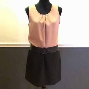 NWT Pink & Black Gap Dress